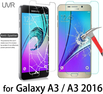 Anti-Explosion 2.5D Экран protectotempered Стекло СПС Samsung Galaxy A3/A3 2016 SM-A310F A310/SM-A300F SM-A300H Стекло Плёнки