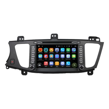 "1024*600 Quad Core HD 2 din 8 ""Android 5.1 Автомобилей Радио DVD GPS для Kia K7 Cadenza 2009-2012 С 3 Г WI-FI Bluetooth TV USB 16 ГБ ROM"
