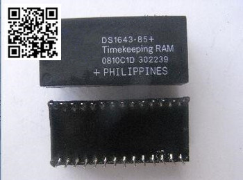 DS1643-85 + IC RTC CLK/Календарь par 28-EDIP